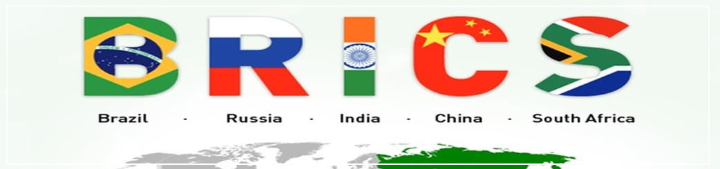 ? Do the BRICS countries have the chance to change the helm of the global economy